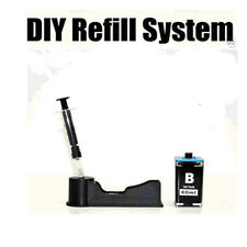 Ink Refill kit system for HP 364 XL 364XL BLK Cartridge