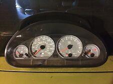 BMW E46 M3 Instrument Clocks Dials Manual Coupe Convertible M S54b32 Drift