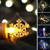 100 LEDS Christmas Lights Copper Mini LED String Light Home Xmas Party Decor