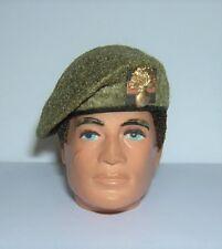 Banjoman 1:6 Scale Grenadier Guards Khaki Beret For Action Man / G I Joe
