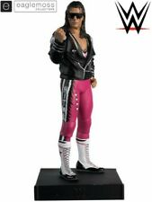 Eaglemoss WWE Championship Collection Bret Hart Figurine Brand New In Stock