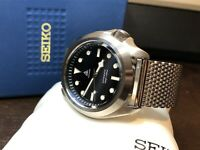 Custom Seiko SKX007 Automatic Dress watch Black Bay Homage NH35 Full Mod Diver
