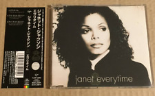 Janet Jacksonジャネット・ジャクソン  Everytime I Get Lonely 国内盤 3曲収録 Maxi-single CD