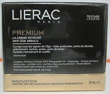 LIERAC PREMIUM CREMA SOYEUSE 50 ml