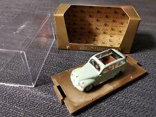 FIAT 500 C BELVEDERE HP 16,5 aperta 1/43 BRUMM R28