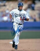 Dave Hansen Signed Autographed 8x10 Photo Los Angeles Dodgers Runing W/ COA