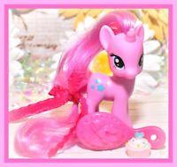 """❤️My Little Pony 3"""" Brushable Playful Pony Twinkleshine Pink Stars Unicorn G4❤️"""