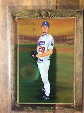 2007 Topps Turkey Red Chrome Jason Schmidt #137 Dodgers 1696/1999