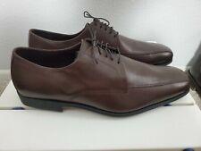 Allen Edmonds Men's Brown Burgundy Shoes Santa Monica  - Size  14 EEE 3E- New!