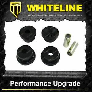 Whiteline Rear Subframe - Mount Bushing for Nissan 180B 200B 240K C110 1600