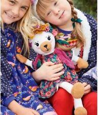 "New Matilda Jane Lovely Llama Stuffed Doll Collectable 18"" Nwt Nib Free Shipping"