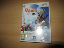 Shaun White Snowboarding: World Stage (Wii) new sealed pal