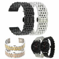 Stainless Steel Strap Watch Band Bracelet For Samsung Gear S3 Classic / Frontier