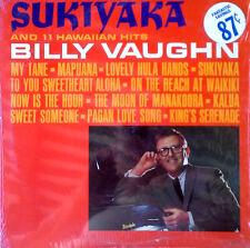 BILLY VAUGHN - SUKIYAKA AND 11 HAWAIIAN HITS - DOT LP -