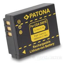 Batterie accu pour Lumix DMC-TZ1, DMC-TZ2, DMC-TZ3, DMC-TZ4, DMC-TZ5
