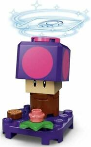LEGO Super Mario Series 2 Poison Mushroom #1 Character Pack 71386 (Bagged)