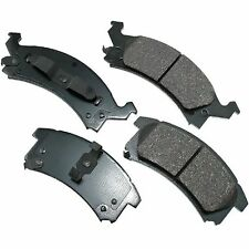 FRONT BRAKE PADS for PONTIAC OLDSMOBILE ACHIEVA GRAND AM SUNFIRE Premium Brakes