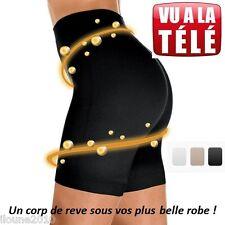 GAINE VENTRE PLAT BOXER FEMME + FESSE PUSH UP REMONTE FESSE S  M  L  XL  XXL