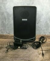 Samson Expedition XP106 Portable Bluetooth PA System w/Cords *Untested*