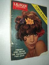 LSI 2022 (25/3/71) CHARLES TRENET MARC POREL JANE FONDA MONSERE