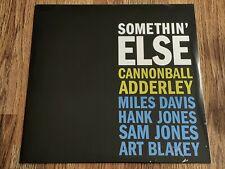 Cannonball Adderley Somethin' Else 180 Gram Vinyl LP Vnl12213lp
