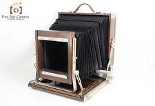 Excellent+++!! Deardorff 8x10 Large Format Field Camera Body from Japan