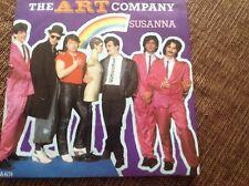"The art company - susanna , ex condition uk 7"" vinyl ."