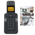 Handheld Cordless Telephone Home Office Phone LCD Backlit Caller ID Pause Redial