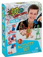 Cool Create IDO3D Vertical Get Neon Activity Set - (Damaged Packaging)