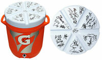 1986/1990 NEW YORK GIANTS TEAM Signed Gatorade 10 Gallon Cooler (28 Autos) - SS