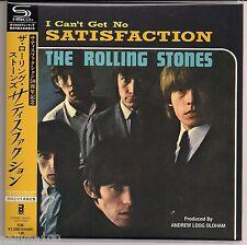 "ROLLING STONES ""SATISFACTION"" JAPAN SHM-CD 7 INCH SLEEVE *SEALED"""
