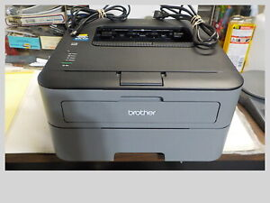 Brother HL-L2320D Mono Black and White Laser Printer For Repair Or Parts