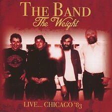 Band Weight Live Chicago 1983 Folk Country Rock CD