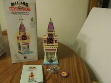 """1999 Dept.56 Monopoly One-Forty St. Charles Place """"Newsstand Daily"""" #56.13602"""