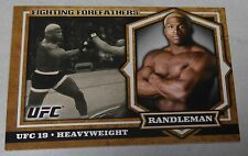 Kevin Randleman UFC 2012 Topps Bloodlines Fighting Forefathers Insert Card #FFKR