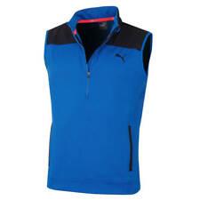 Puma Golf Mens PwrWarm Knit Vest Bodywarmer Pullover Top 45% OFF RRP