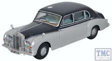 76RRP5001 Oxford Diecast 1:76 Scale OO Gauge Rolls Royce Phantom V Navy/Silver