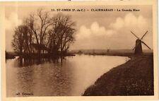 CPA St-OMER-Clairmarais-La Grande Meer (268335)