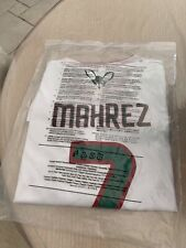 Maillot Algerie CAN 2 Etoiles Mahrez 7 2019 Taille M