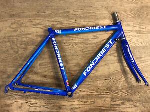 Fondriest Blau 7020 Aluminium Rennrad Rahmen Rahmensatz Rahmen Und Gabel Klein
