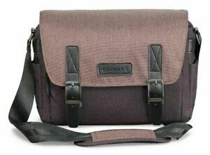Cullmann Bristol Maxima Camera Shoulder Bag 322+ in Brown  (UK Stock) BNIP