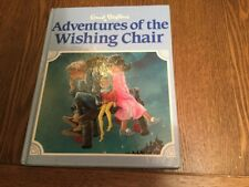 ADVENTURES OF THE WISHING CHAIR Enid Blyton ~ Lge Illus HC 1993