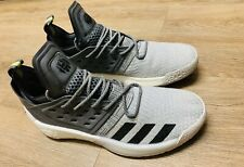 Adidas James Harden Vol. 2 Concrete AH2122 Trace Grey Basketball Shoes Size