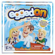 🍃 Egged On Game - Hasbro Gaming Family Night Toy Egg Roulette