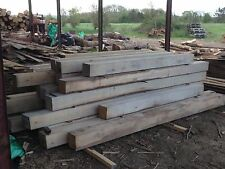 English Green Oak Timber, Gate Posts, Planks, Beams, Frames, Offcuts, Kent