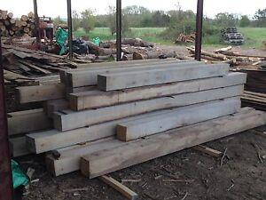 English Green Oak Timber, Gate Posts, Planks, Beams, Frames, Offcuts, Kent