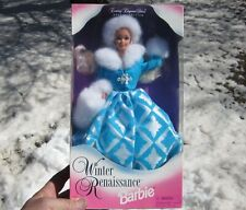 1996 Winter Renaissance Barbie Evening Elegance Series Special Ed FREE SHIPPING