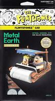 Fascinations Metal Earth Legends FLINTSTONES CAR 3D Laser Cut Steel Model Kit