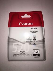 INK CARTRIDGE, BLACK, PGI-520BK CANPGI-520BK By CANON