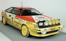 Top Marques 1/18 Scale Toyota ST 165 Monte Carlo Rally Win 1991 Sainz Dirty Vers